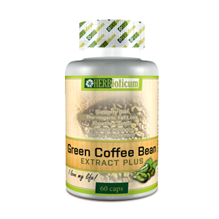 Green Coffee Bean Extract Plus